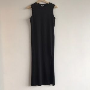 ASOS noisy may black maxi dress- super soft